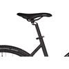 Serious Tenaya - Bicicletas híbridas mujer - negro mate